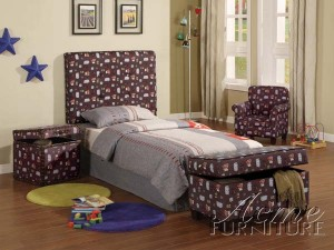 10068 acm $ 199 twin headboard