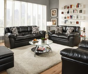 LSSIM1721 SIMMONS Sofa Reg $699 Now $499
