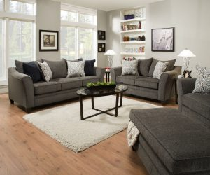LSSIM6485 SIMMONS Sofa and Loveseat Reg $1299 Now $999