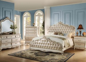 ACM23540 Reg $2699 Now $2599 6pc Bedroom set