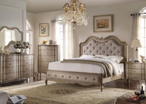 ACM26050 Reg $1999 Now $1899 6pc Bedroom set
