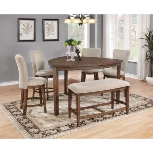 BESd872 6pc Dinning Table Set Reg $999.90 Now $799.90