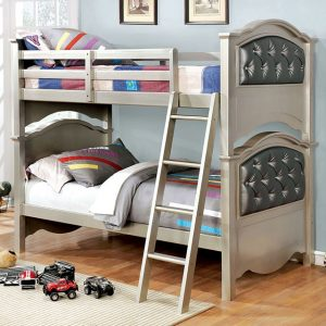 CM-BK716 Twin And Twin Bunkbed Reg $799.90 Now $569.90