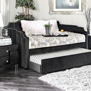 CM1025BK Twin Day Bed With Trundle Reg $769.90 Now $599.90