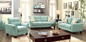 CM6266BL Sofa & Love -899.00 Chair - 199.00 Available in 3 Colors.00 Available in 3 Colors.00 Available in 3 Colors