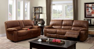 CM6315 4 Recliners Sofa & Love - 1,399 Chair 399.00