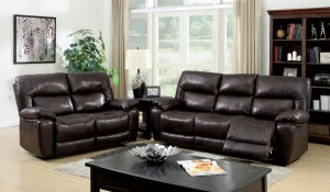 CM6319.4 ReclinersLeather Match Sofa & Love - 1,799 Chair -499.00
