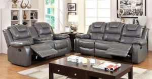 CM6813 4 recliners Sofa & Love - 1,299.00 Chair - 399.00