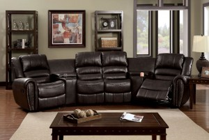 CM6961 Sctional 2 Recliners 1,399.00