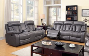CM6976 4 Recliners Sofa & Love - 1,399.00 Chair 399.00