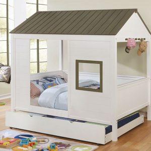 CM7133 Full Size House Bed Reg $999.90 Now $869.90