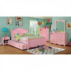 CM7159PK-T Twin Bed Frame $289.90 Trundle $199.90 more sizes available