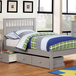 CM7904GY-Twin Bed With Drawers Reg $399.90 Now $289.90