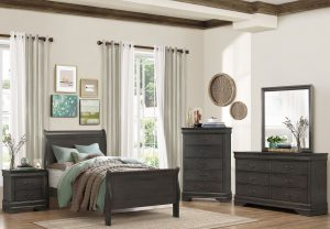 CROB3500 6pc Twin Bedroom Set Only $699.90