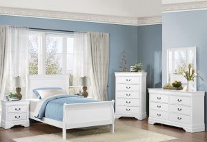 CROB3600 6pc Twin Bedroom Set Only $699.90