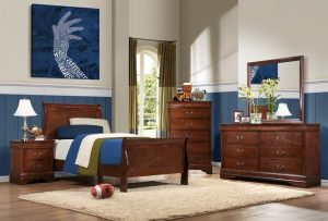 CROB3800 6pc Twin Bedroom Set Only $699.90