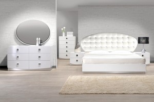 best master france $1299 5pc headboard footboard rail dresser mirro