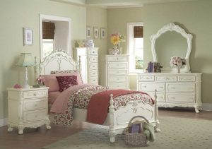 HOM1386TPP 6pc Twin Bedroom set Reg $1699.90 Now $1499.90