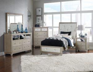 HOM1708T-1 6pc Twin Bedroom Set Reg $1199.90 Now $959.90