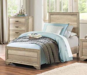 HOM1955T-1 6pc Twin Bedroom Set Reg $949.90 Now $749.90