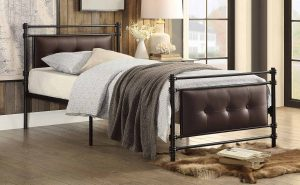 HOM2050T-1 Metal Twin Bed Reg $299.90 Now $199.90