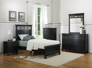 HOM2119TBK-1 Twin Bed Frame Reg $489.90 Now $349.90