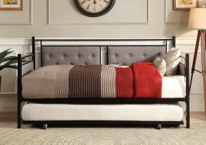 HOM4967BK-NT Twin Day Bed With Trundle Reg $545.90 Now $345.90