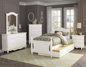 HOMB1799T-1 6pc Twin Bedroom Set with Trundle Reg $1599.90 Now $1399.90