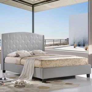 Mod5044gry Queen Bed Frame Reg $699.90 Now $499.90