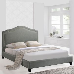 Mod5045gry Queen Bed Frame Reg $599.90 Now $399.90 Avail in more colors