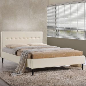 Mod5233ivo Queen Bed Frame Reg $599.90 Now $399.90 Avail. in more colors