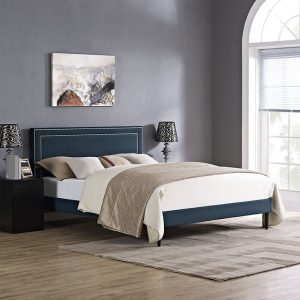 Mod5654azu Queen Bed Frame Reg $599.90 Now $389.90 Avail in more colors and sizes