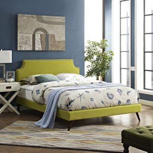 Mod5680whe Queen Bed Frame Reg $499.90 Now $299.90 Avail in more colors and sizes