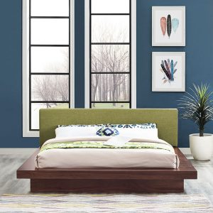 Mod5721grn Queen Bed Frame Reg $869.90 Now $699.90 Avail in more colors