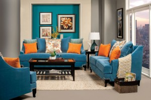 SM2203 Sofa & Love - 1,699 Chair - 599 Available in 5 colors
