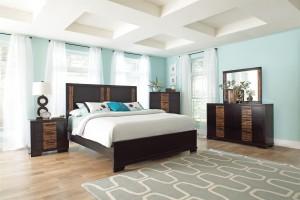 bdcoa 203261 6pc queen bedroom set reg $2399.90 now$1599.90