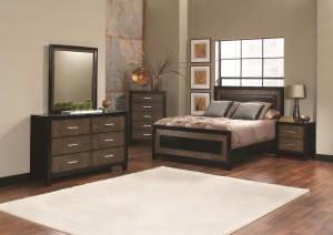 bdcoa 203571 6pc qeen bedroom set reg$ 1499.90 now $999.90