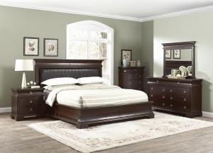 bdcoa202611 6pc queen bedroom set reg3299.90 now $2199.90