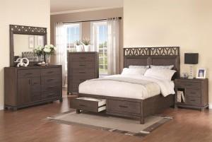 bdcoa203681 6pc queen bedroom set reg $2699.90now $1799.90