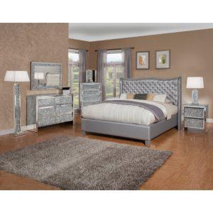 BESb9708 3pc Queen Bed Reg $899.90 Now $659.90