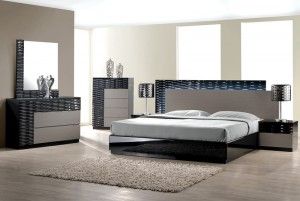 best master romania $1299 3PC BED DRESSER MIRROR