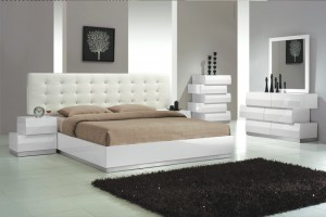 best master spain $1299 3PC BED DRESSER MIRROR