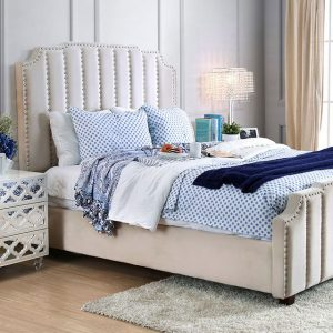 CM7687BG Queen Bed Frame Reg $899.90 Now $699.90 more sizes and colors available