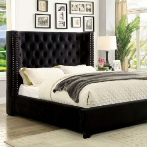 CM7779BK Queen bed Frame Reg $699.90 Now $499.90 more sizes and colors available
