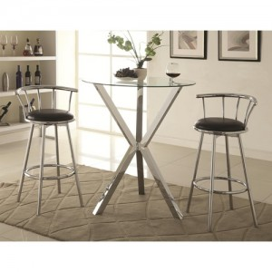 coa100186 3pc bar table set reg$599.90 now $399.90