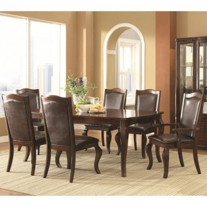 coa104841 7pc dining set reg$1499.90 now $999.90 104844 buffet-hutch $999.90