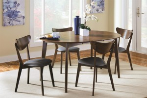 coa105361 5pc dining set reg$899.90 now $599.90