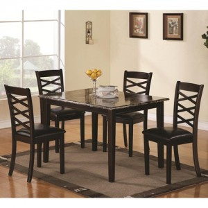 coa150157 5pc dining set reg$899.90 now $599.90