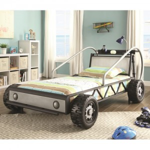 coa400702 twin race car bed reg$899.90 now $599.90