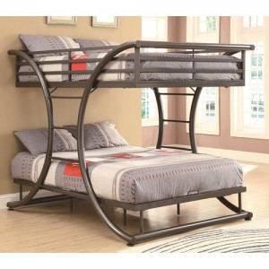 coa460078 full bunkbed reg$1199.90 now $799.90 free mattress